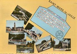 Saint Maes La Jaille - Multivues Type Télégramme - France