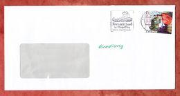 Brief, EF Delft Maedchen Sk, Entwertet Caprima Freizeitbad Dingolfing Briefzentrum 84, 2018 (60456) - BRD