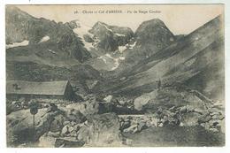 Col D'Arsine Entre Le MONETIER  Et VILLAR D'ARENE - Bon état - Otros Municipios