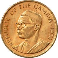 Monnaie, GAMBIA, THE, Butut, 1974, TTB, Bronze, KM:14 - Gambie
