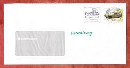 Brief, EF Ford Capri Sk, Entwertet Caprima Freizeitbad Dingolfing Briefzentrum 84, 2017 (60459) - BRD