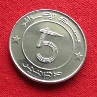 Algeria 5 Dinars 2010  Argelia Algerie - Algérie
