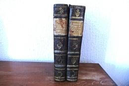 I°e II° Tomo_A.DEODATO TURCHI-OMELIE E LETTERE PASTORALI 1788-1792/5-1° Edizione-stamperia Reale Di Parma- - Livres, BD, Revues
