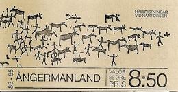 SWEDEN, 1976, Booklet 290. (Facit), Mi MH56,  Angermanland - 1951-80