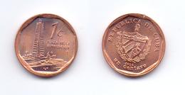 Cuba 1 Centavo 2006 Peso Convertible Series - Cuba