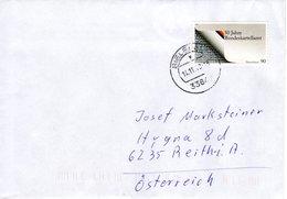 Auslands - Brief Von 33647 Bielefeld Mit 90 Cent Bundeskartellamt 2018 - BRD