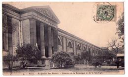 3336 - Paris 5e -  Jardin Des Plantes - Galerie De La Botanique Et De La Géologie - N°9 - - Arrondissement: 05