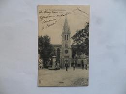 (Pyrénées Atlantiques - 64)  -  ORTHEZ   -  L'Eglise - Orthez