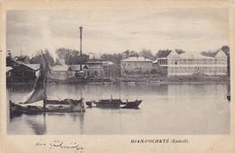 MIAM POCILETE (EUZELI). TAGHI MALEK. IRAN. CIRCA 1910s - BLEUP - Iran