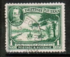 BRITISH GUIANA   Scott # 210 VF USED (Stamp Scan # 432) - British Guiana (...-1966)