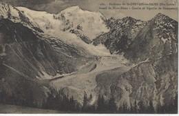 74 ( Haute Savoie ) - Environs De SAINT GERVAIS Les BAINS - Massif Du Mont Blanc - Combe Et Aiguille De Bionnassay - Saint-Gervais-les-Bains