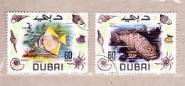 Lot Zegels (VAE) Dubai:gestempeld/used - Dubai