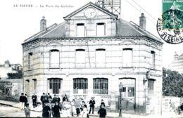 N°66449 -cpa Le Havre -la Posgte Des Goqbelins- - Postal Services