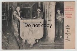 Serbia Srbija Vrdnik Rednek Mine Of King Colliery Charcoal Coal Pit Tram Industry 0001 Post Card Postkarte POSTCARD - Serbia