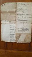 ACTE NOTARIE  11/1693 - Documentos Históricos