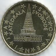 Slovenie 2018    10 Cent   UNC Uit De BU  UNC Du Coffret  !! Zeer Zeldzaam - Extréme Rare !! - Slovénie