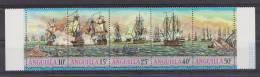 Anguilla 1971 Mi. 127-131** MNH - Schiffe - Ships - Anguilla (1968-...)