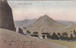 RAGHES(SHAHRE REI). A FISCHER. CIRCULEE TO ENGLAND CIRCA 1910s- RARE- BLEUP - Iran