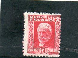 ESPAGNE 1931-4 * - 1931-50 Neufs
