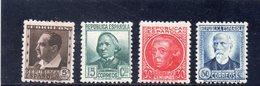 ESPAGNE 1935 * - 1931-50 Neufs
