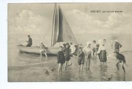 Heist Heyst Les Petits Marins - Heist