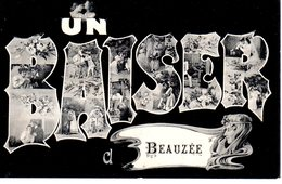 BEAUZEE - SUR - AIRE  -  Un Baiser De BEAUZEE - Other Municipalities