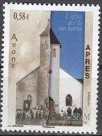 Saint-Pierre & Miquelon 2011 Yvert 1000 Neuf ** Cote (2015) 2.20 Euro Eglise De L'île Aux Marins - St.Pierre Et Miquelon