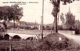 BEAUZEE - SUR - AIRE  -  Entrée Du Pays  -  Le Pont Sur L' Aire  -  Brunot N° 1042-10-36 - Other Municipalities