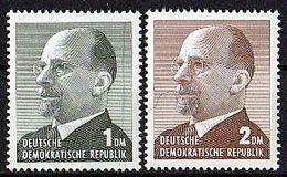 DDR Mi. Nr. 968-969 ** (A-1-16) - [6] Repubblica Democratica