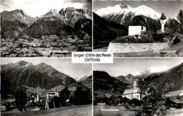 Virgen 1200 M - Das Meran Osttirols - 4 Bilder (25156) * 1976 - Österreich