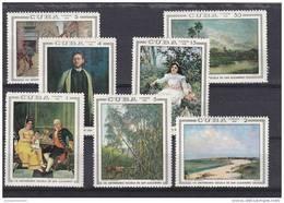Cuba Nº 1255 Al 1261 - Cuba