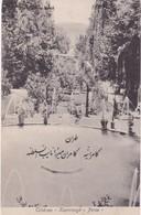 TEHERAN-KAMRANYE-PERSE. SEYED ABDOR RAHIME KACHANI. IRAN. CIRCA 1910s- RARE- BLEUP - Iran