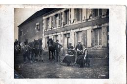 """Carte Photo Ferme Les Robineaux Par Fontenoy ? (89) Yonne.Saints En Puisaye ?""""Tante Billlard""""Dans Lot Famille Béchereau - Sonstige Gemeinden"""