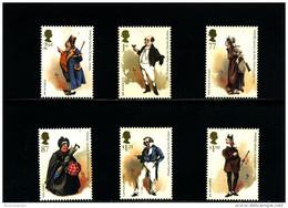 GREAT BRITAIN - 2012  CHARLES DICKENS  SET  MINT NH - 1952-.... (Elisabetta II)
