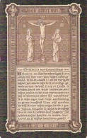 DP. COLETA VANDERMERSCH ° ROLLEGHEM-KAPELLE 1805- + OOSTENDE 1904 - Religion & Esotérisme