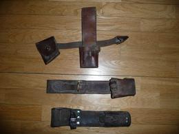 3 Goussets De Baionnettes - 1914-18