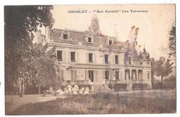 """GROSLAY - """"Bon Accueil"""" - Les Terrasses - Groslay"""