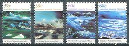 240 AUSTRALIE Territoire ANTARCTIQUE 1988 - Yvert 84/87 - Paysage Glacier Iceberg Polaire - Neuf ** (MNH) Sans Charniere - Australian Antarctic Territory (AAT)