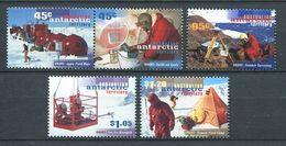 240 AUSTRALIE Territoire Antarctique 1997 - Yvert 110 14 - Base Des A N A R E - Neuf ** (MNH) Sans Charniere - Australian Antarctic Territory (AAT)