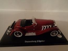 DUESENBERG J Spider-1/43 -1935 - DEL PRADO - Other