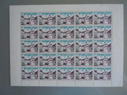 België Belgique 1972 Toerisme Tourisme Couvin Vel Feuillet De 25 Cob 1636 MNH ** - Hojas Completas