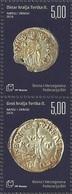 BHHB 2018-490-1 ,COIN, BOSNA AND HERCEGOVINA HERCEGBOSNA CROAT, 1 X 2v, MNH - Bosnien-Herzegowina