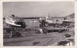 Ceuta, Afrique, Le Port Vue Du Bord, Bateau Virgen De Africa (pk50912) - Ceuta