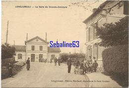 Longjumeau - La Gare De Grande-Ceinture - Longjumeau
