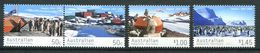 240 AUSTRALIE Territoire Antarctique 2004 - Yvert 157/60 - Base Mawson Manchot Avion ...  - Neuf ** (MNH) Sans Charniere - Australian Antarctic Territory (AAT)