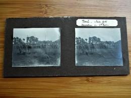 31/41 Photo Stéréoscopique Guerre 14/18 - TOUL Juin 1915 - Décoration Du Cdt. Tatin - Stereo-Photographie