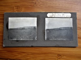 33/41 Photo Stéréoscopique Guerre 14/18 - TOUL Juin 1915 Défilé Des Mitrailleuses Du 107 Eme - Stereo-Photographie