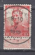 111 Gestempeld ST-JOSSE-TEN-NOODE 1 - 1912 Pellens