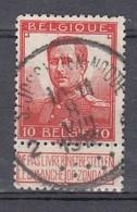 111 Gestempeld ST-JOSSE-TEN-NOODE 2 - COBA 4 Euro - 1912 Pellens