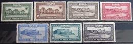 ROUMANIE                  N° 344/350                   NEUF* Et NEUF** - Unused Stamps
